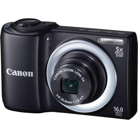 Gear For Lensa Canon A810 canon powershot a810 digital black 6180b001 b h photo
