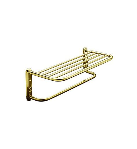 Brass Towel Shelf by Hotel Style Towel Shelf And Rack Brass In Wall Towel Racks