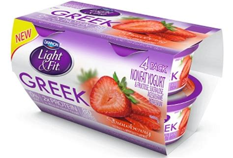 dannon light and fit yogurt ingredients what s really in diet foods how low and low