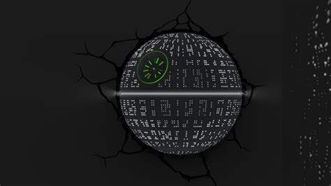 death star 3dlightfx
