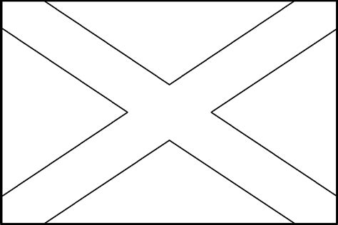 Scotland Flag Coloring Cake Ideas And Designs Scotland Flag Coloring Page