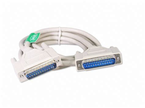 serial cable 6 foot db25 25 pin serial cable rs232