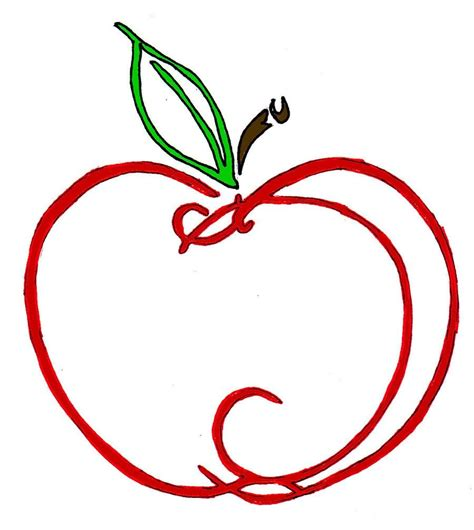 apple design 11 apple tattoo designs and ideas