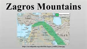 middle east map zagros mountains zagros mountains map my