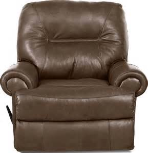 jcpenney brinkley faux leather recliner