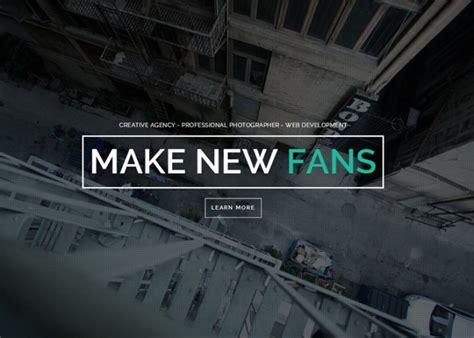 brooklyn theme blog excerpt 23 creative wordpress themes for web design agencies