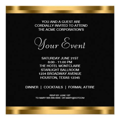 business invitation card wording business invitation wording