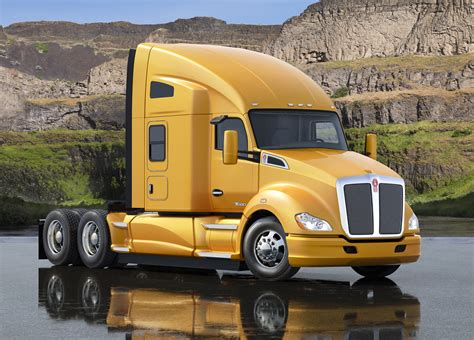 kenworth semi trucks image gallery kenworth t680