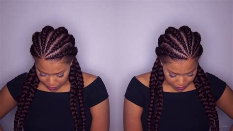 show pictures of gana braids don t know what to do with your hair check out this