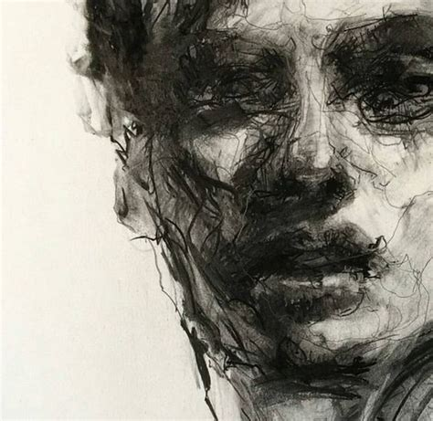 Drawing With Charcoal by Compelling And Creative Charcoal Drawings To Capture Your