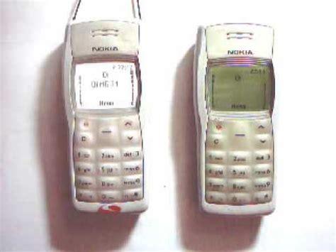 Casing Nokia 1108 1100 Wellcomm demostra 231 227 o do nokia 1100