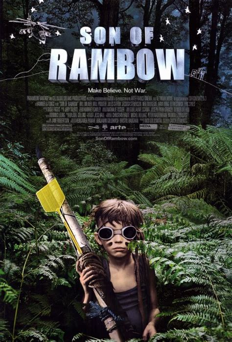 Son Of Rambow 2007 Film Son Of Rambow Movie Posters From Movie Poster Shop