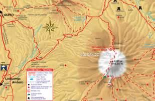 cotopaxi colorado map cotopaxi adrenaline junkie expedition ecuador