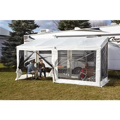 pop up cer awning screen room guide gear add a screen room 623500 screens canopies