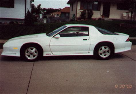 pictures of the 1991 z28 1le from barrett jackson third