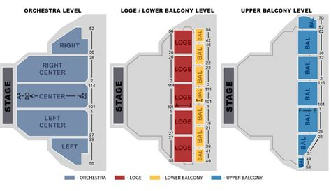 beacon theater seating chart beacon theater detailed seating chart