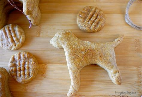 peanut butter cookies for dogs treat recipe peanut butter cookies everything etsy bloglovin