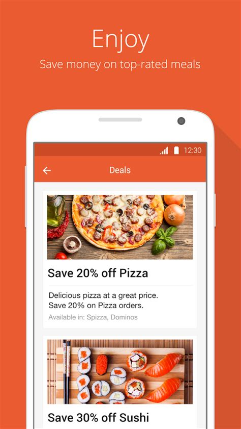 best food ordering 4 best android apps for ordering food easily