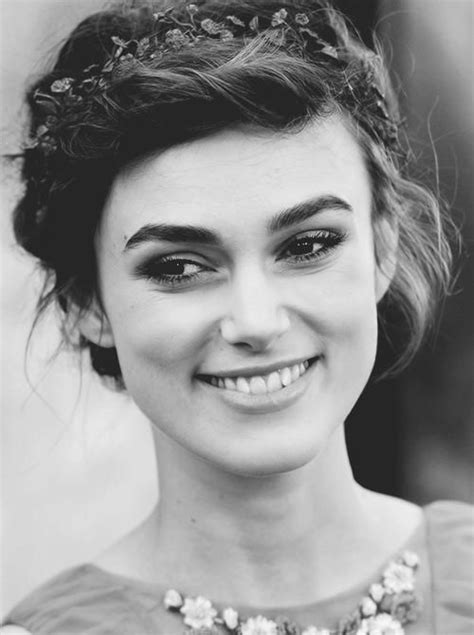Keira Knightley Refuses To Smile by Keira Knightley Pride And Prejudice Hairstyles 75872 Keir