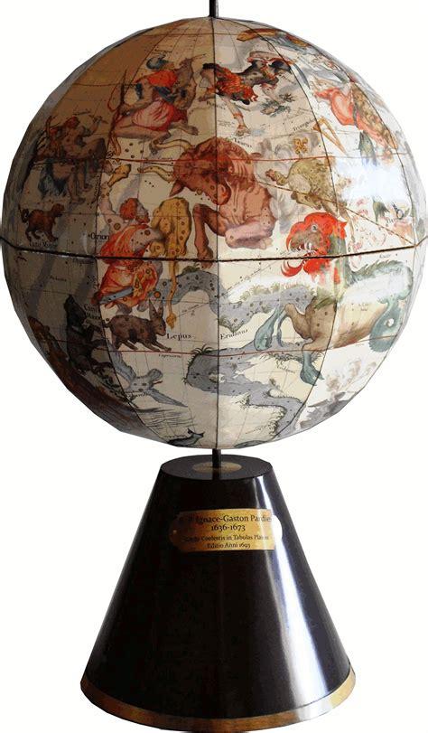 Papercraft Globe - ignace gaston pardies celestial globe papercraft