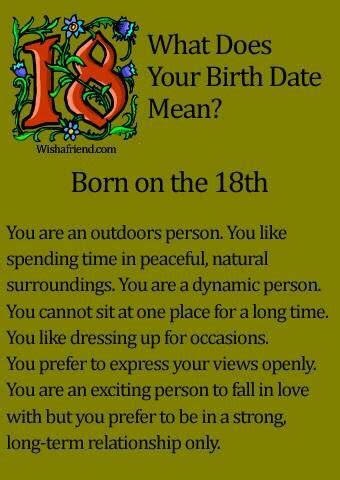 Find By Birth Date Find Out What Your Birth Date Reveals About You Trusper