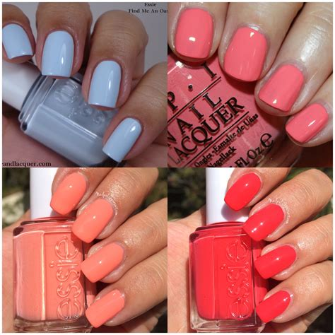 nail colors summer nail colors monday style in a small town