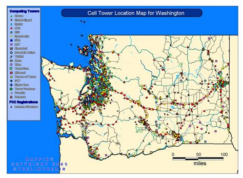cell tower map tv broadcast tower location map tv get free image about wiring diagram