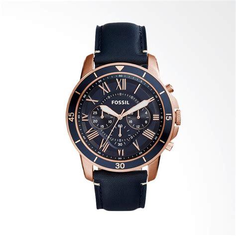 Fossil Fs5300 Grant Sport Chronograph Jam Tangan Pria Original jual fossil grant sport chronograph fs5237 jam tangan pria