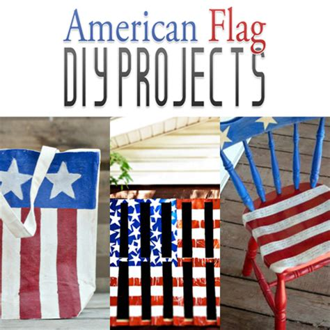 american flag diy projects 4th of july the cottage market