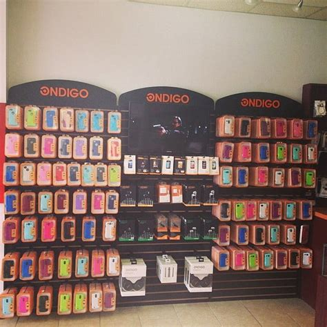 Ondigo Hd720 Earphone New our ondigo accessory display phone cases in every color big and small wireless speakers