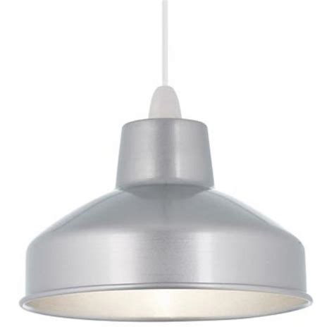 Easy Fit Ceiling Lights Aston Easy Fit Non Electric Aluminium Ceiling Pendant Light