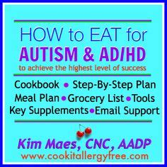 How To Detox A Child With Autism by The Read The Label Youth Outreach Caign Includes