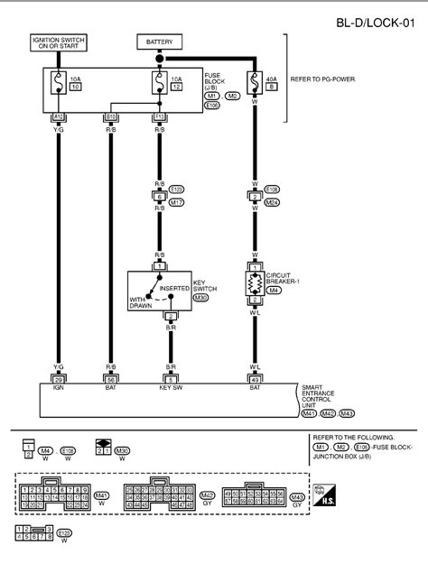 nissan primera wiring diagram manual wiring diagram with