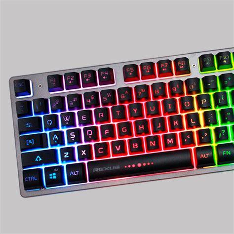 Rexus K9tkl Keyboard Gaming jual keyboard gaming rexus k9tkl computer