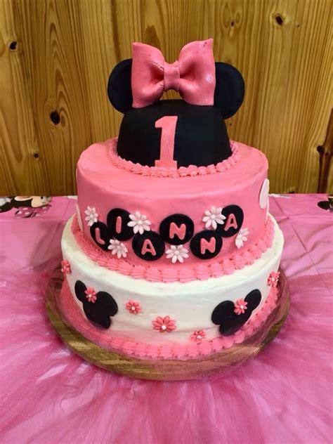 minnie mouse decor cakecentral com minnie mouse 1st birthday cakecentral com
