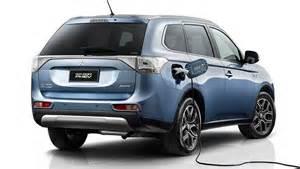 Mitsubishi Phev 2014 Mitsubishi Outlander Phev Review Term 2