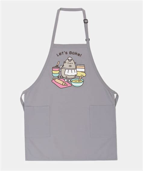 what is an apron front baker pusheen apron hey chickadee