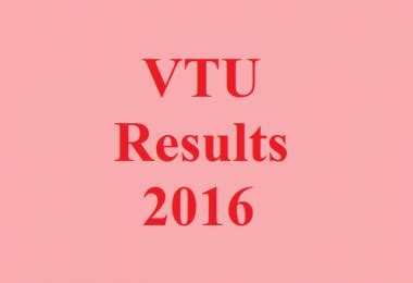 Vtu Mba Results 2016 17 by Dekh News Explore The World News