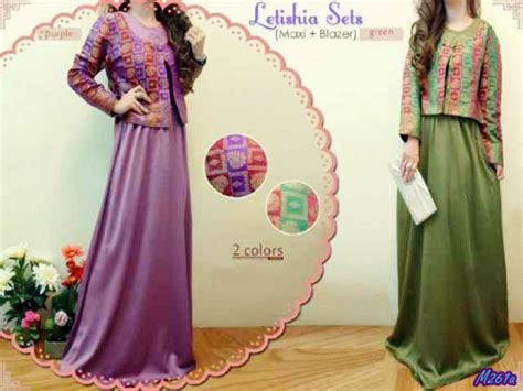 Bfbaju Muslim 902098 busana muslim gamis a collection of s fashion ideas to try shirt models and lace