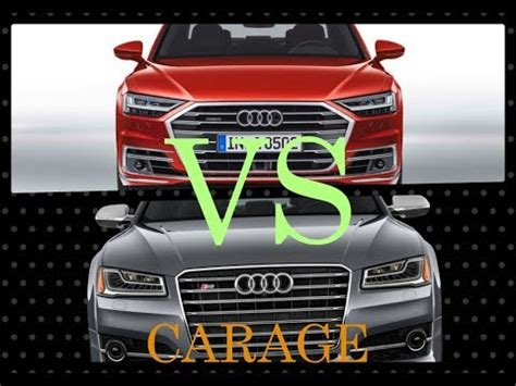 audi   audi    king comparison youtube