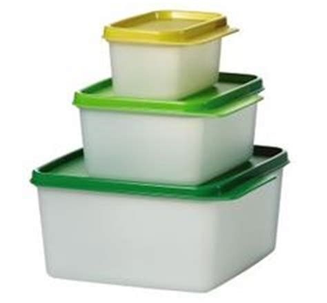 Tupperware Mini Freezermate With Dpt 2 Pcs 1 tupperware storage on seals goods and color black