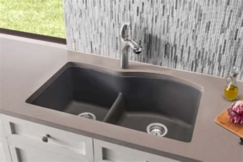 silgranit sinks green products water saving faucets and efforts in