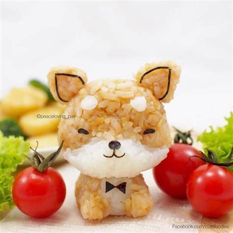 design photo for food cute foodies fun food design ideas turning rice balls