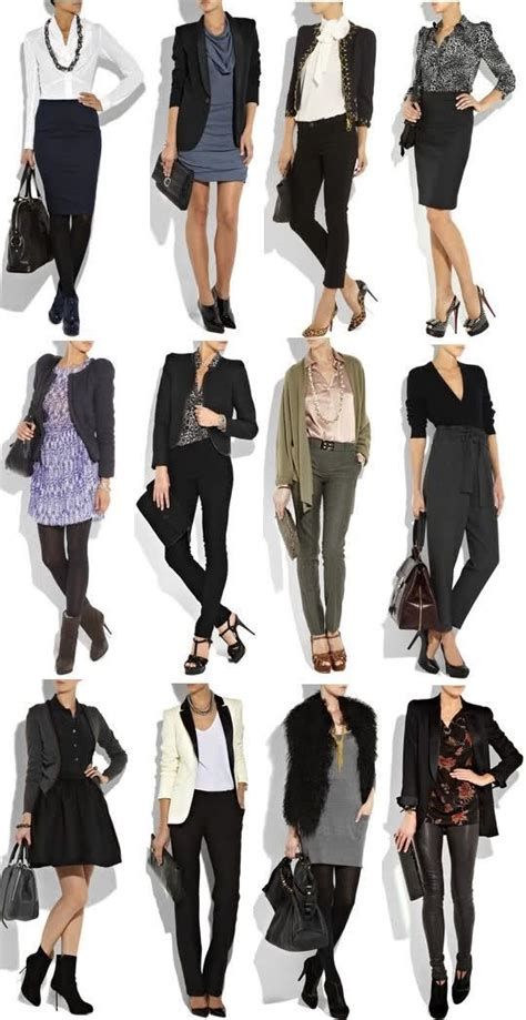 Business Wardrobe For by Dressing For Success Dressed To A T