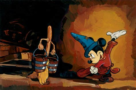 the sorcerer s apprentice a classic mickey mouse tale books disney the sorcerer s apprentice by jim salvati