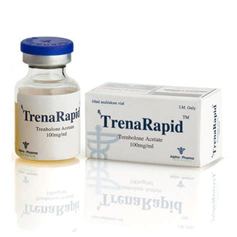 Trenbolone Acetate Acetat Alpha Pharma Trenrapid Tren A Tren Ace trenarapid for sale alpha pharma trenbolone acetate