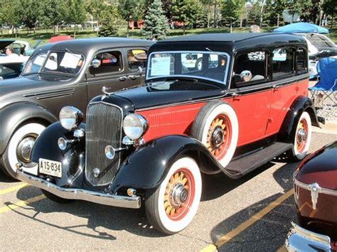 1933 plymouth 4 door sedan 1933 plymouth pd deluxe 4 door sedan black fvl 2004