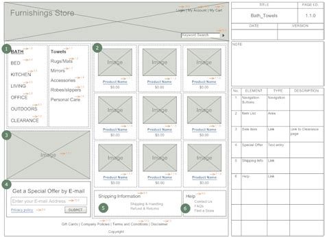 wireframe template website wireframes what they are and why they re useful
