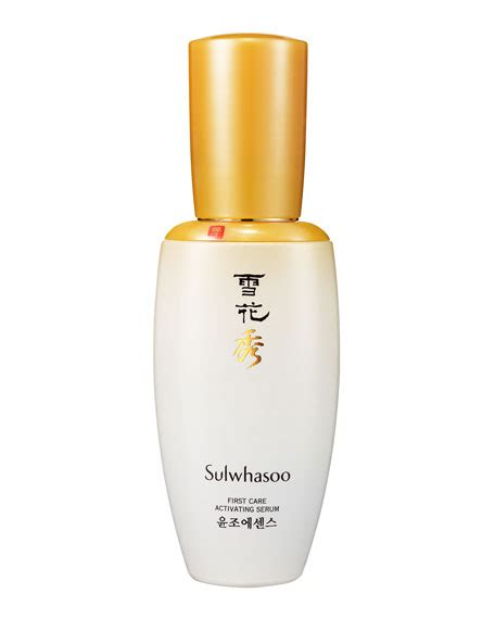 Sulwhasoo Care Activating Serum 1 sulwhasoo care activating serum 60 ml