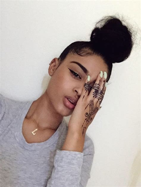 pics of black pretty big hair buns with added hair 17 best images about big buns on pinterest updo top bun